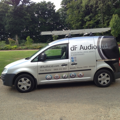 DF Audio Ltd