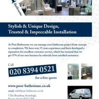 Pose Bathrooms Ltd