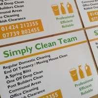 Simply Clean Team