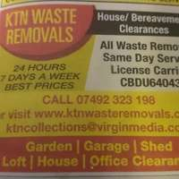 Ktn waste removels