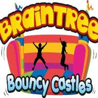 Braintree Bouncy Castles logo