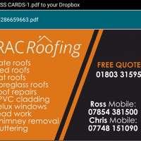 Rac roofing