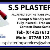 S.S Plastering