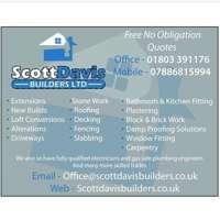 Scott Davis builders Ltd