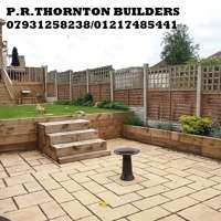 P.R THORNTON BUILDERS