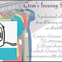 Gem's Ironing Service