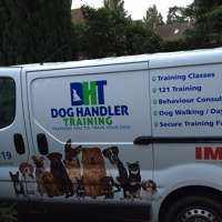 Dog Handler Training