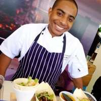 Chef Luciano Barrow
