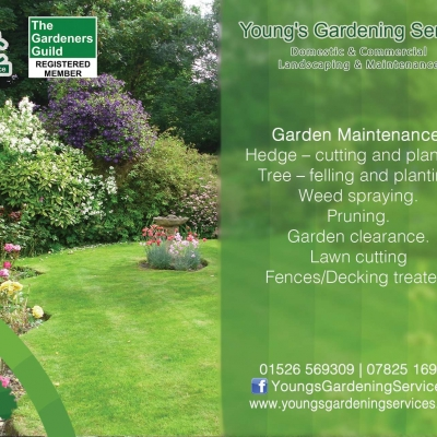 Youngs Gardening Services