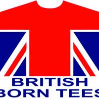 British Born Tees