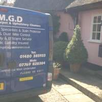 M.G.D Professional carpet and upholstery cleaners