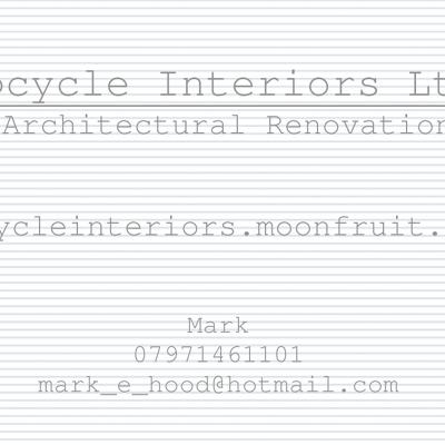 Upcycle Interiors