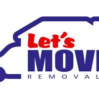 Lets Move Removals logo