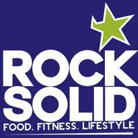 Rock Solid logo