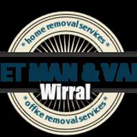 Man with Van Wirral logo