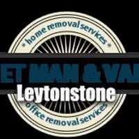 Man and Van Leytonstone logo