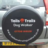 Tails & Trails Guildford logo