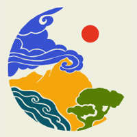 Quiet Mountain Acupuncture logo