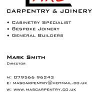 MAS carpentry