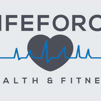 Lifeforce Health and Fitness logo