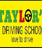 Taylor's Driving School logo