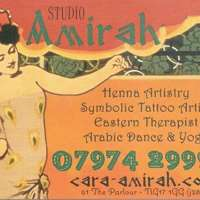 studio amirah