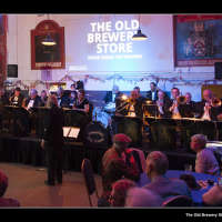 The Beverley Big Band logo