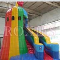 Roxies Bouncy Castles hire  logo