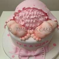 Time for Cake-Glasgow logo