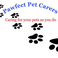 Pawfect Pet Carers  logo