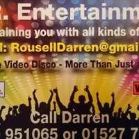 D.r Entertanment logo