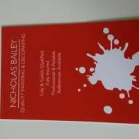 Nicholas Bailey, Quality Painting & Decorating logo