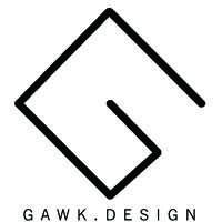 Gawk Design logo