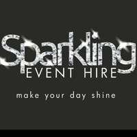 Sparkling event hire logo