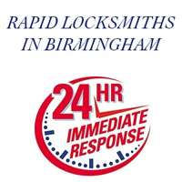 Rapid Locksmith Birmingham logo