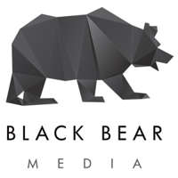 Black Bear Media logo