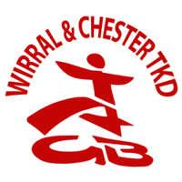 Wirral & Chester Taekwondo logo