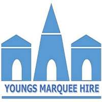 Youngs Marquee Hire logo