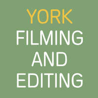 York Filming and Editing logo