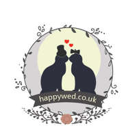 Happywed.co uk photography and videography logo