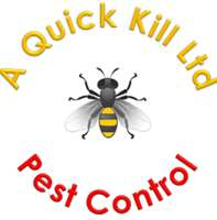 A Quick Kill Pest Control logo
