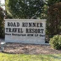 Road Runner Travel Resort logo