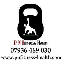 P N Fitness & Health logo