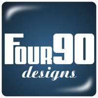 Four90 Designs logo