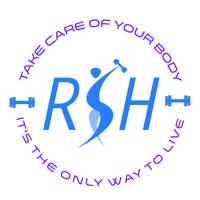 RSH Fitness logo