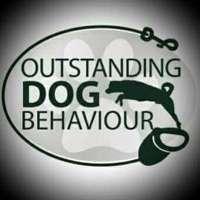 outstanding dog behaviour  logo