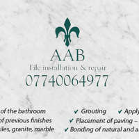 AAB Tile Installation & repair