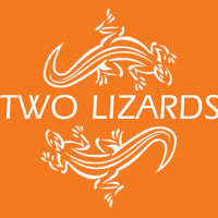 Two Lizards logo