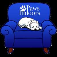 Paws Indoors logo
