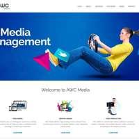 AWC Media logo